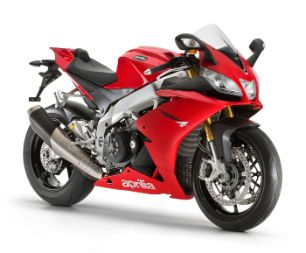 Aprilia RSV4 R ABS 2014 red gallery