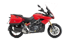 Aprilia Caponord1200 Travel Pack_red thumb